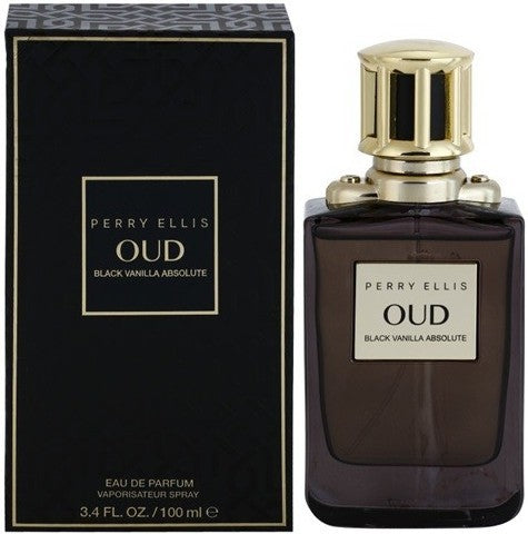 Oud Black Vanilla Absolute by Perry Ellis - Luxury Perfumes Inc. -