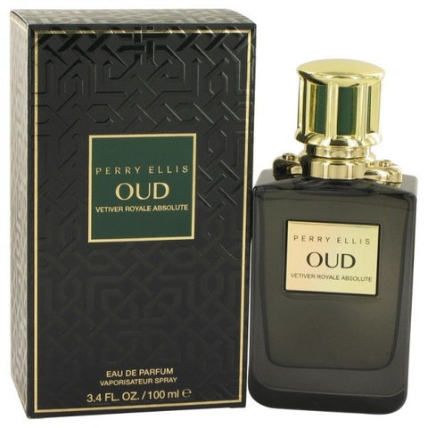Oud Vetiver Royale Absolute by Perry Ellis - Luxury Perfumes Inc. -