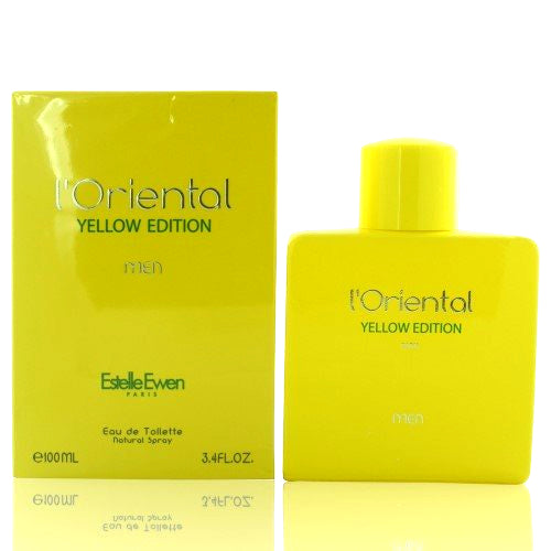 L'Oriental Yellow Edition by Estelle Ewen - Luxury Perfumes Inc. -