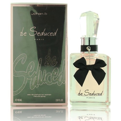 Be Seduced by Johan B. - Luxury Perfumes Inc. -