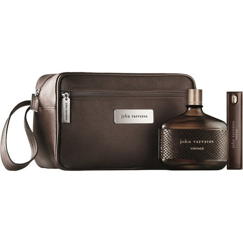 Vintage Gift Set by John Varvatos - Luxury Perfumes Inc. -