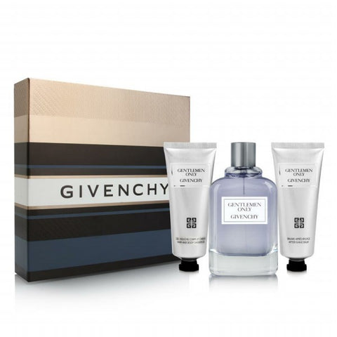 Gentlemen Only Gift Set by Givenchy - Luxury Perfumes Inc. -