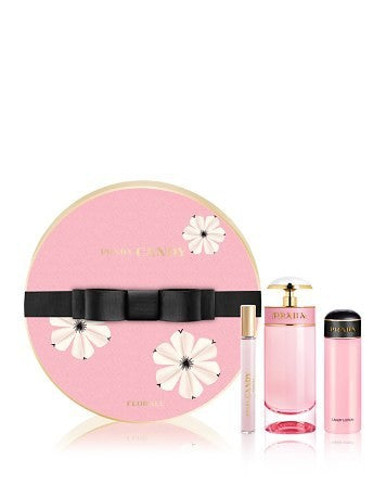 Candy Florale Gift Set by Prada - Luxury Perfumes Inc. -