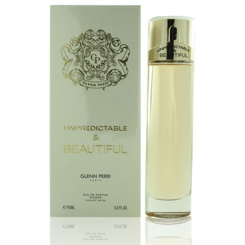 Unpredictable & Beautiful by Glenn Perri - Luxury Perfumes Inc. -