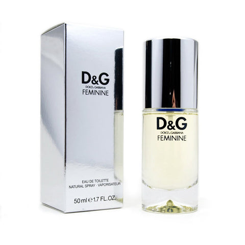 D&G Feminine by Dolce & Gabbana - Luxury Perfumes Inc. -