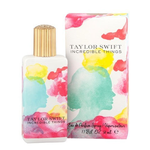 Incredible Things by Taylor Swift - Luxury Perfumes Inc. -