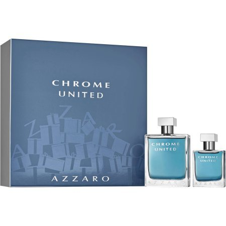 Chrome United Gift Set by Azzaro - Luxury Perfumes Inc. -