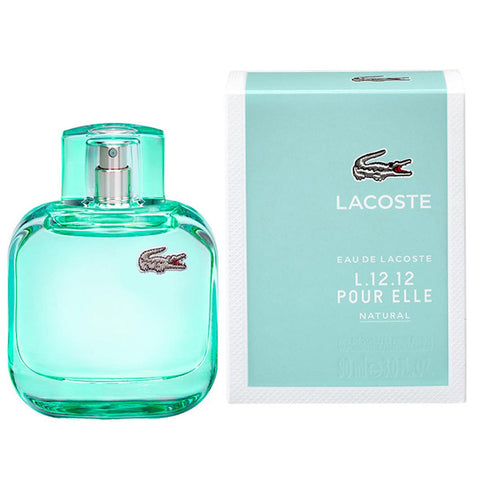 Eau de Lacoste L.12.12 pour Elle Natural by Lacoste - Luxury Perfumes Inc. -