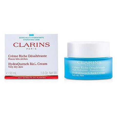 Clarins HydraQuench Rich Cream (Very Dry Skin) by Clarins - Luxury Perfumes Inc. -