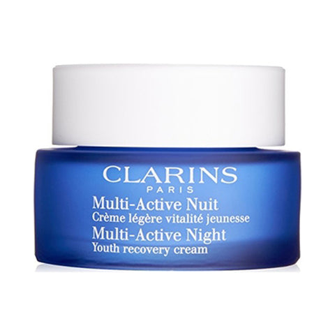 Clarins Multi-Active Night Youth Recovery Cream (Normal or Combination Skin) by Clarins - Luxury Perfumes Inc. -