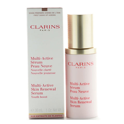 Clarins Multi-Active Skin Renewal Serum Youth Boost by Clarins - Luxury Perfumes Inc. -