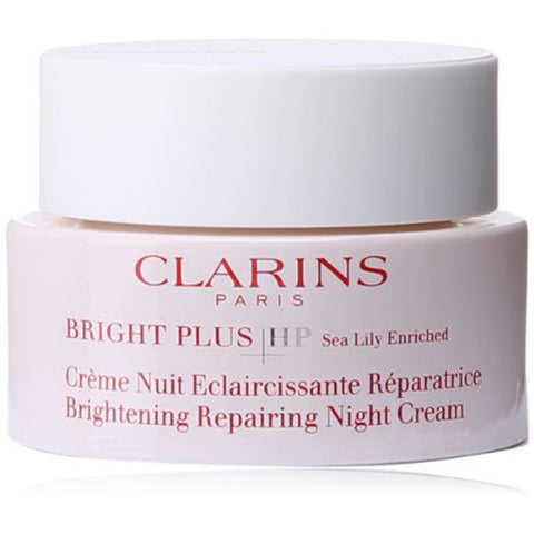 Clarins Bright Plus HP Brightening Repairing Night Cream by Clarins - Luxury Perfumes Inc. -