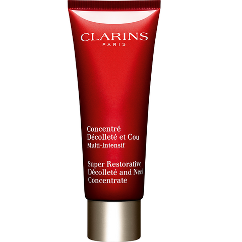 Clarins Super Restorative Decollete and Neck Concentrate by Clarins - Luxury Perfumes Inc. -