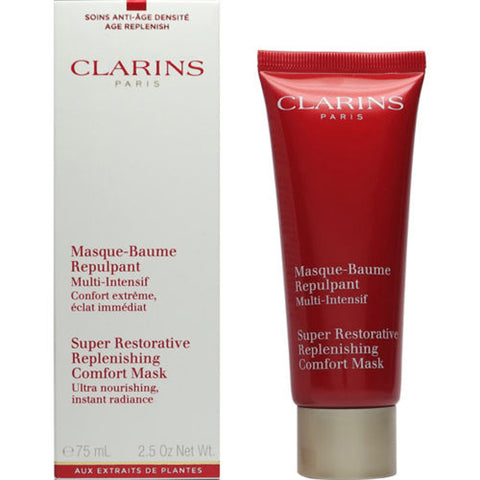 Clarins Super Restorative Comfort Mask by Clarins - Luxury Perfumes Inc. -