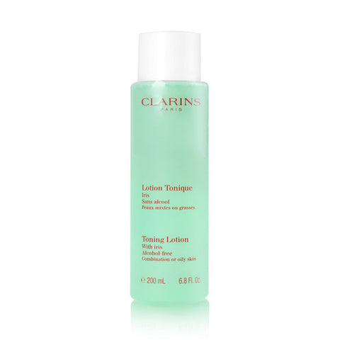 Clarins Toning Lotion Alcohol Free with Iris by Clarins
