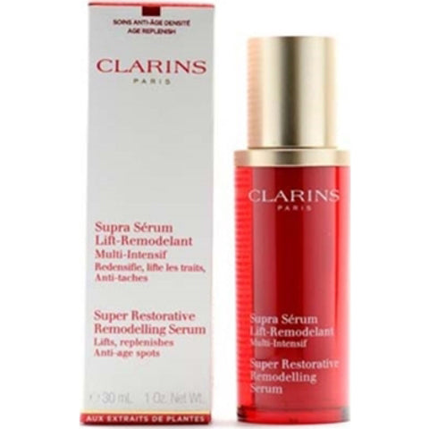 Clarins Super Restorative Remodelling Serum by Clarins - Luxury Perfumes Inc. -
