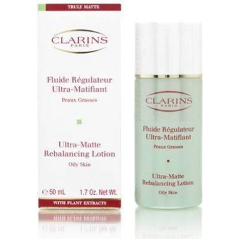 Clarins Ultra Matte Rebalancing Lotion (Oily Skin) by Clarins - Luxury Perfumes Inc. -