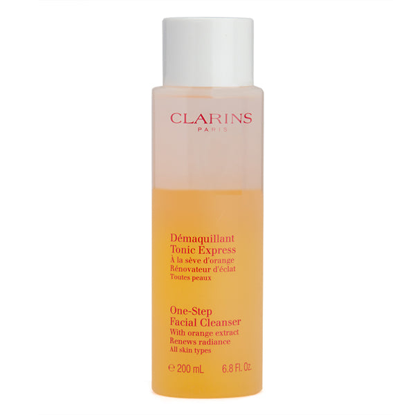 Clarins One Step Facial Cleanser with Orange Extract (All Skin Types) by Clarins - Luxury Perfumes Inc. -