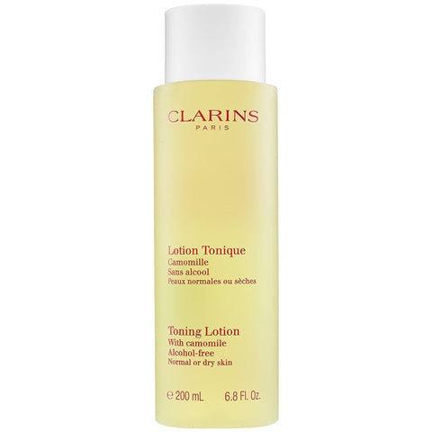 Clarins Toning Lotion Alcohol Free with Chamomile by Clarins - Luxury Perfumes Inc. -