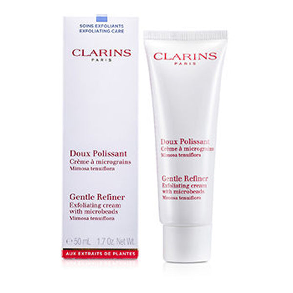 Clarins Gentle Refiner Exfoliating Cream with Microbeads by Clarins - Luxury Perfumes Inc. -