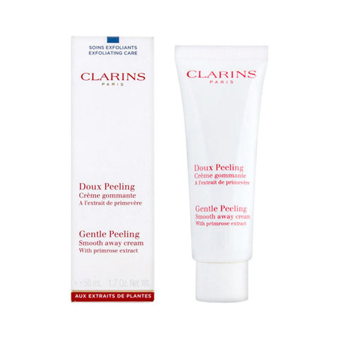 Clarins Gentle Peeling Smooth Away Cream by Clarins - Luxury Perfumes Inc. -