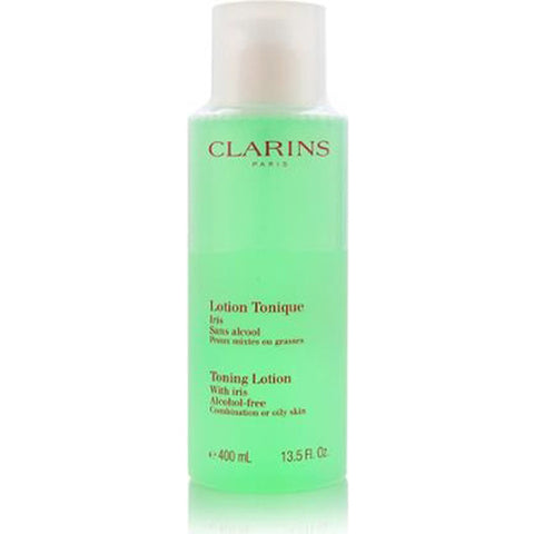 Clarins Toning Lotion Alcohol Free with Iris by Clarins - Luxury Perfumes Inc. -