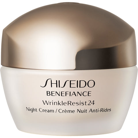 Shiseido Benefiance Wrinkle Resist 24 Night Cream by Shiseido - Luxury Perfumes Inc. -