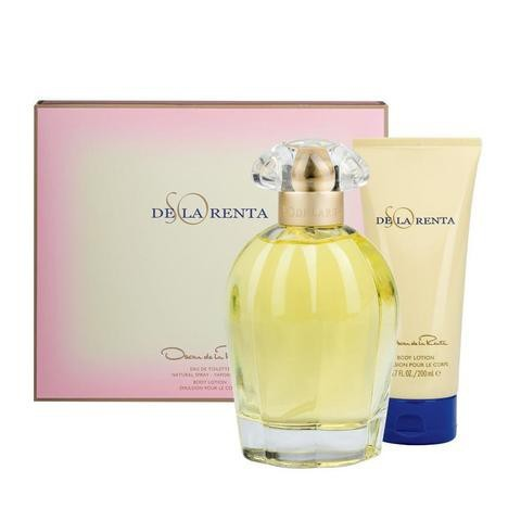 So de la Renta Gift Set by Oscar De La Renta
