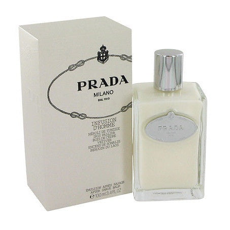 Infusion d'Homme After Shave by Prada - Luxury Perfumes Inc. -