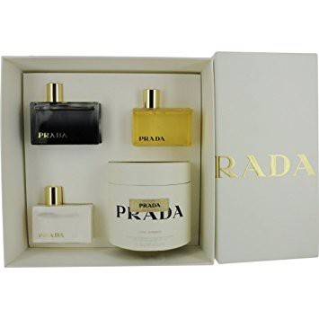 L'Eau Ambree Gift Set by Prada - Luxury Perfumes Inc. -