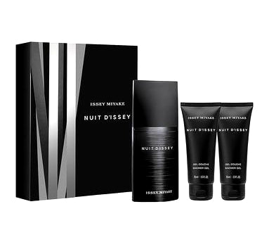 Nuit d'Issey Gift Set by Issey Miyake - Luxury Perfumes Inc. -