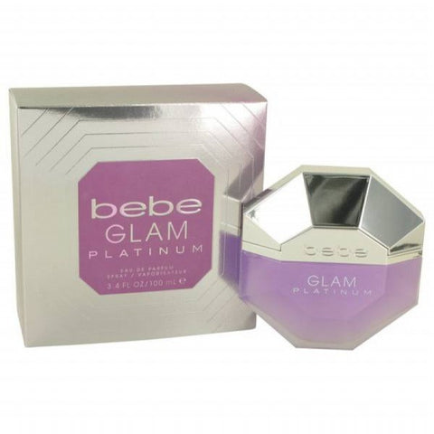 Bebe Glam Platinum by Bebe - Luxury Perfumes Inc. -