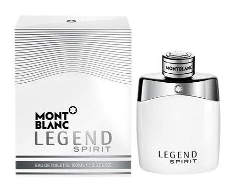 Legend Spirit by Mont Blanc - Luxury Perfumes Inc. -