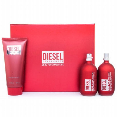 Zero Plus Gift Set by Diesel - Luxury Perfumes Inc. -