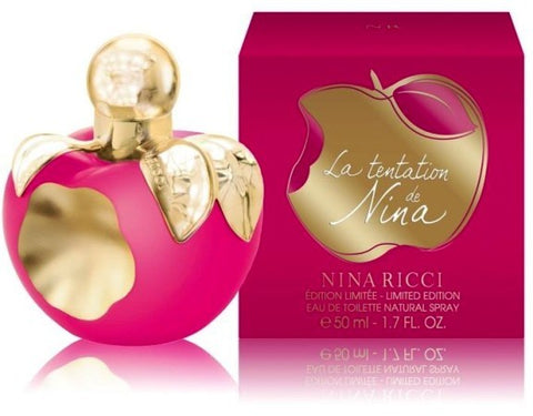 La Tentation de Nina by Nina - Luxury Perfumes Inc. -