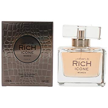 Rich Icone by Johan B. - Luxury Perfumes Inc -