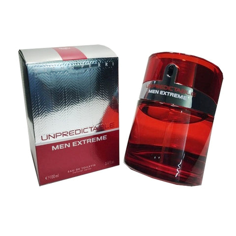 Unpredictable Men Extreme by Glenn Perri - Luxury Perfumes Inc. -