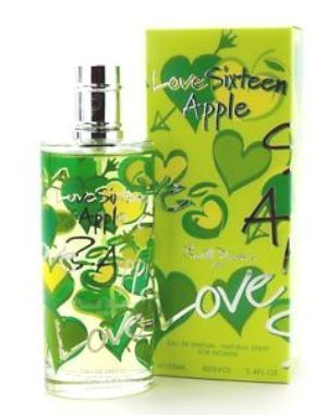 Love Sixteen Apple by Estelle Vendome