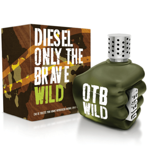 Only The Brave Wild by Diesel