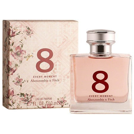 8 Every Moment by Abercrombie & Fitch - Luxury Perfumes Inc. -