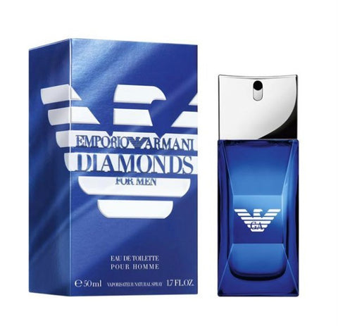 Emporio Armani Diamonds Club by Giorgio Armani - Luxury Perfumes Inc. -