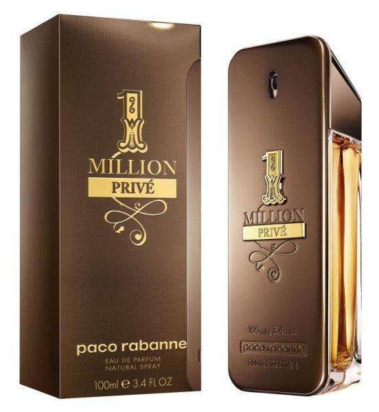 1 Million Prive by Paco Rabanne - Luxury Perfumes Inc. -