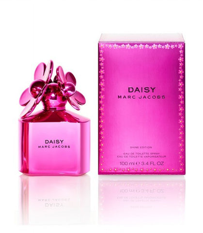 Daisy Shine Pink Edition by Marc Jacobs - Luxury Perfumes Inc. -