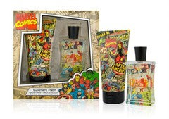 Marvel Comics Superhero Gift Set by Marvel - Luxury Perfumes Inc. -
