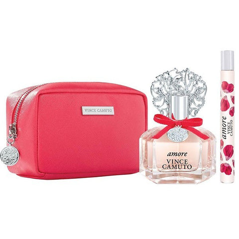 Amore Gift Set by Vince Camuto - Luxury Perfumes Inc. -