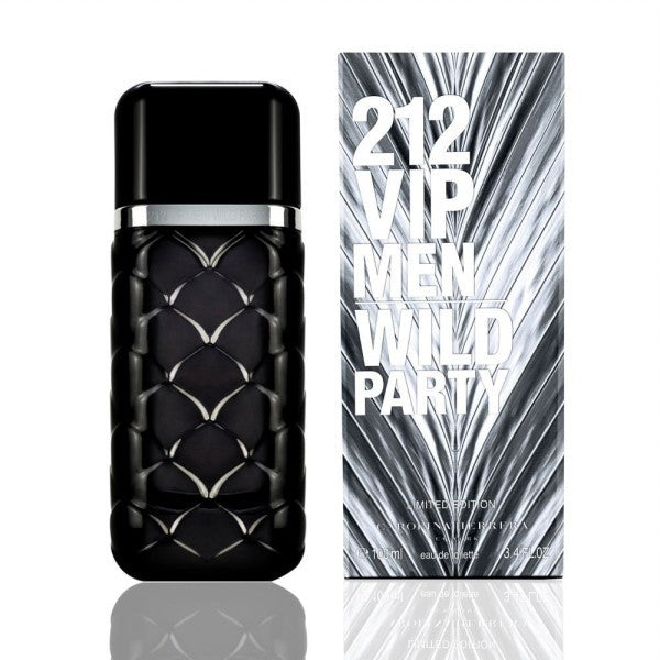 212 VIP Wild Party by Carolina Herrera - Luxury Perfumes Inc. -