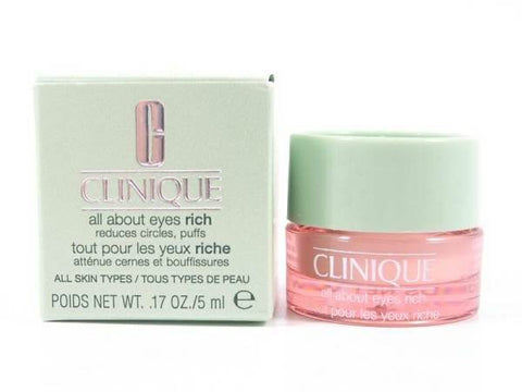 Clinique All About Eyes Rich by Clinique - Luxury Perfumes Inc. -