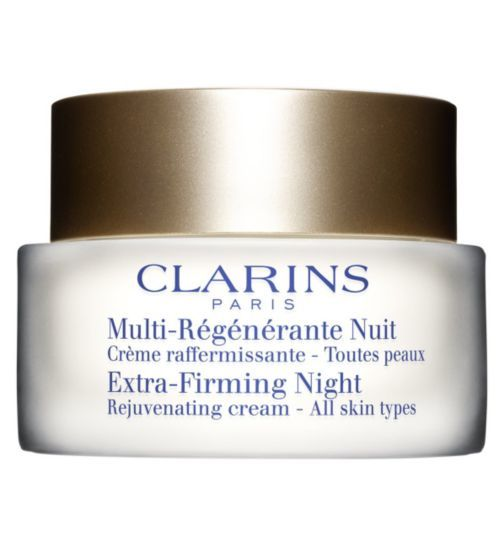 Clarins Extra-Firming Night Rejuvenating Cream by Clarins - Luxury Perfumes Inc. -