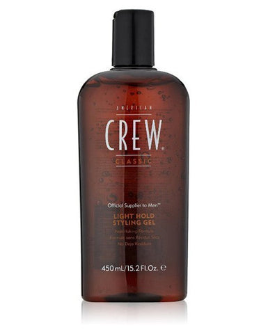 American Crew Light Hold Styling Gel by American Crew - Luxury Perfumes Inc. -