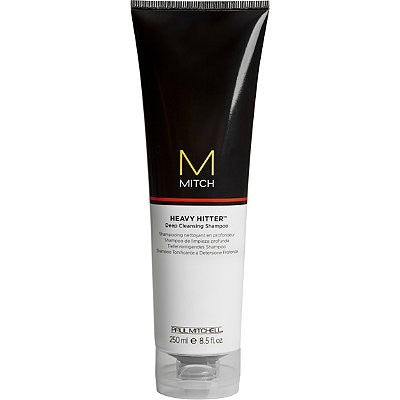 Mitch Heavy Hitter Deep Cleansing Shampoo by Paul Mitchell